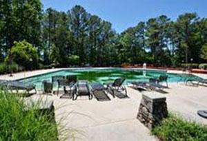 Red Cloud Park Pool at Lake Arrowhead in Cherokee County