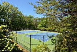 Tennis Facilities at Lake Arrowhead