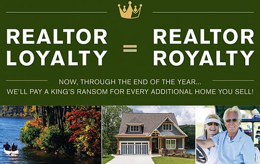 2019 Realtor Loyalty Rewards