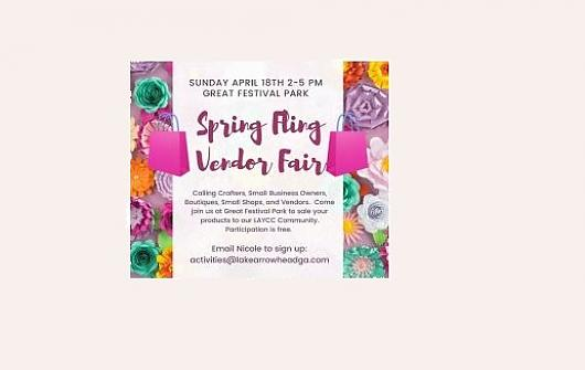 SPRING FLING SHOPPING EXCLUSIVE @ GFP