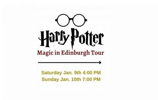 "HARRY POTTER ""MAGIC IN EDINBURGH"" TOUR"