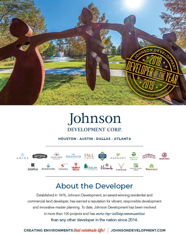 Johnson Development Corp Developer of the Year